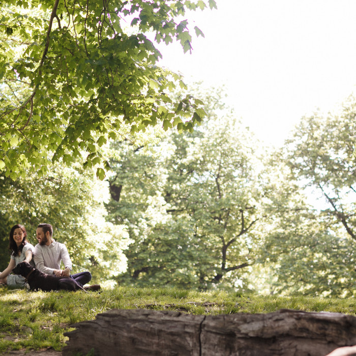 Brooklyn Wedding Photography - Prospect Park Engagements