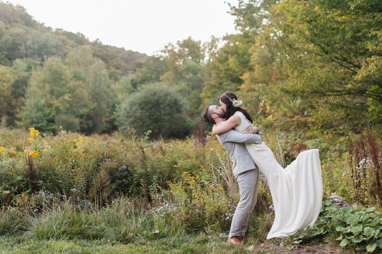 Jake and Alia - Full Moon Resort Wedding - Catskills