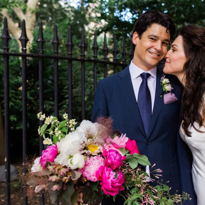 Classic Gramercy Park Hotel Wedding - Amy and Xavier